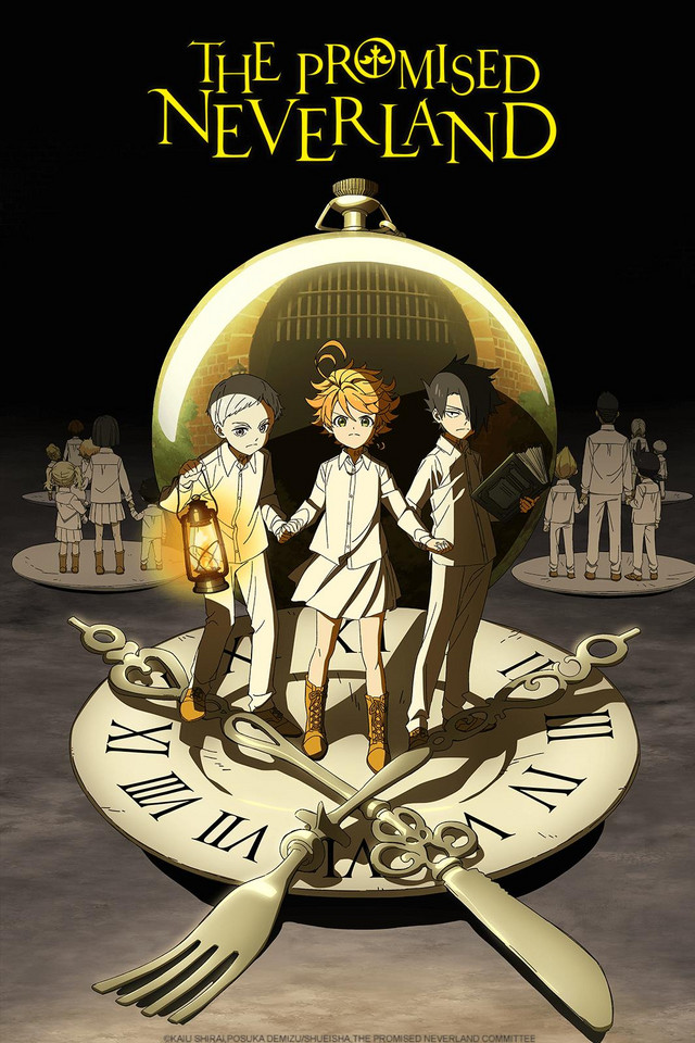 The Promised Neverland Hindi Dubbed Download